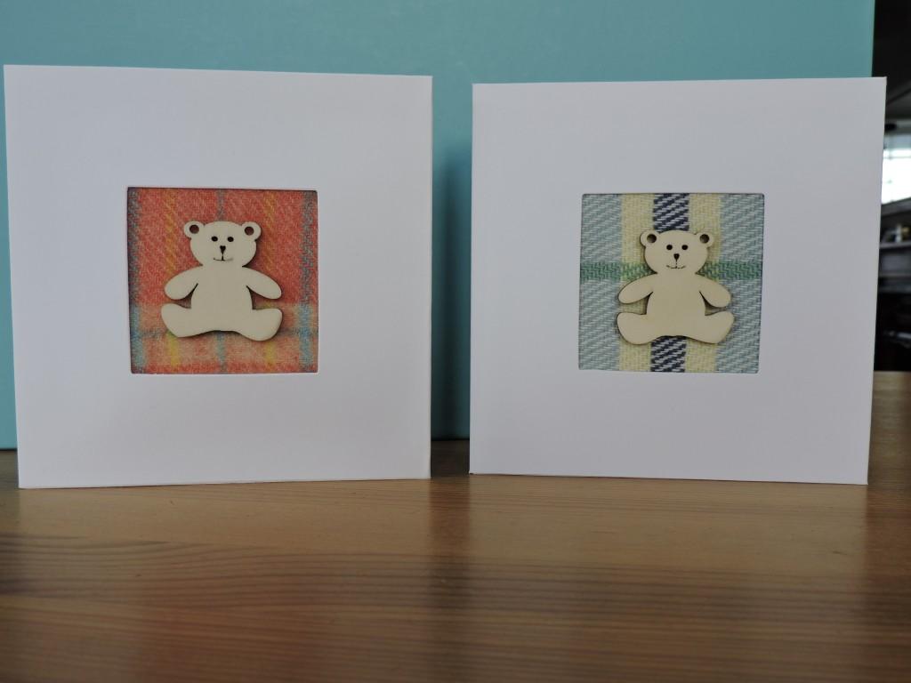 Welsh blanket bear greetings card henbethau welsh blanket bear greetings card m4hsunfo