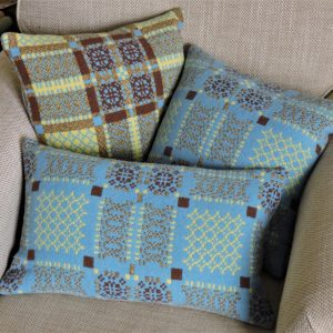 Welsh Tapestry cushions & throws